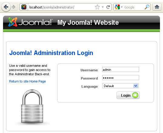 Get to know the Administrator Back-end of Joomla! | JoomTut
