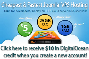 Cheapest and Fastest Joomla! VPS Hosting