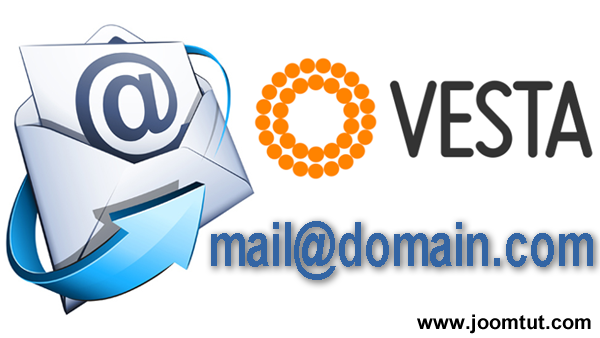 How to create an email account in VestaCP on private virtual server - VPS