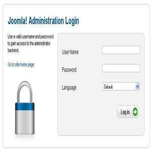 Log into the backend of your Joomla site