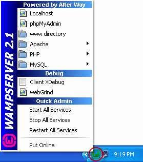 How to create web server on localhost with WampServer? - JoomTut